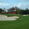 El Camaleon Mayakoba GC: View from the finishing hole